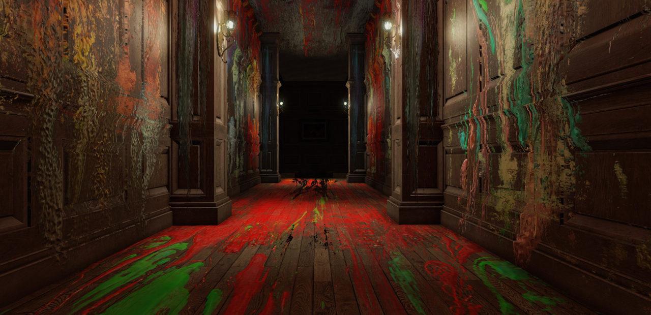 horror games art