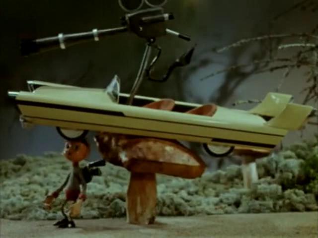 Оператор Кыпс в стране грибов